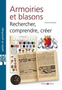 (de) nicolas Blanpre - Armoiries et blasons - Rechercher, comprendre, créer.