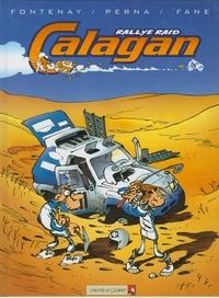 'Fane et Jean-Pierre Fontenay - Calagan - Rally raid T01.