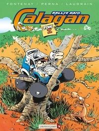 'Fane et Jean-Pierre Fontenay - Calagan - Rally raid T02.