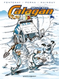 'Fane et Jean-Pierre Fontenay - Calagan - Rally raid T03.
