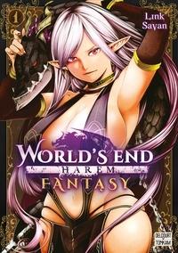 . Link - World's end harem Fantasy - Edition semi-couleur T01.