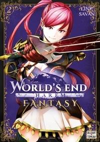 .Link - World's end harem Fantasy - Edition semi-couleur T02.