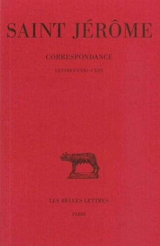 (saint) Jérôme et Jérôme Labourt - Correspondance. - tome 7 : lettres 121-130.