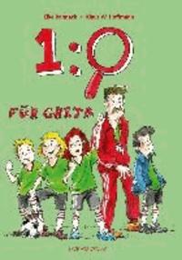 1:0 für Greta - Ein Fussballbuch.