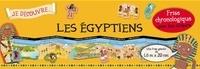 Je découvre les Egyptiens- Frise chronologique avec des stickers -  1, 2, 3 soleil ! |