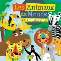 Deedr.fr Les animaux du monde en figurines 3D Image