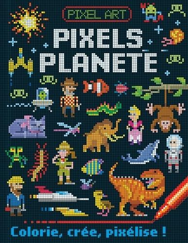 Pixels planète