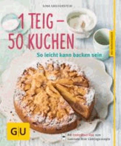 1 Teig - 50 Kuchen - So leicht kann backen sein.