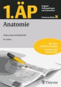 1. ÄP Anatomie - Original-Prüfungsfragen mit Kommentar.