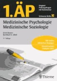 1. ÄP Medizinische Psychologie, Medizinische Soziologie - Original-Prüfungsfragen mit Kommentar.