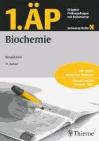 1. ÄP Biochemie - Original Prüfungsfragen mit Kommentar.