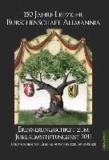 150 Jahre Leipziger Burschenschaft Alemannia - Erinnerungsschrift zum Jubiläumsstiftungsfest 2011.