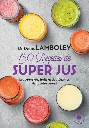 150 recettes de super-jus - 9782501105606 - 4,49 €