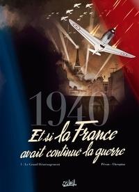 Jean-Pierre Pécau - 1940 Et si la France avait continué la guerre T01 - Le Grand Déménagement.
