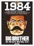Sybille Titeux de la Croix - 1984 - roman graphique d'après George Orwell.