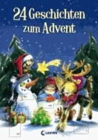 24 Geschichten zum Advent.