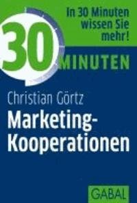 30 Minuten Marketing-Kooperationen.