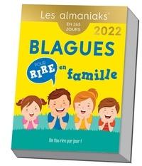 365 Editions - Almaniak Blagues pour rire en famille 2022.