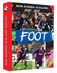 365 Editions - Mon agenda scolaire foot 2020-2021.