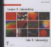 Alain Chrisment - Couleur et colorimétrie - CD ROM.