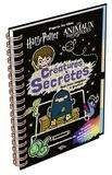 404 Editions - Mon livre magique à gratter Harry Potter - Créatures secrètes.