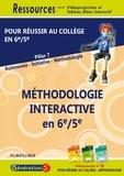 5 Generation - Pour réussir au collège  : Ressources TBI/vidéoprojection - Méthodologie interactive 6e/5e.