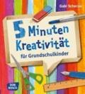 5 Minuten Kreativität für Grundschulkinder.