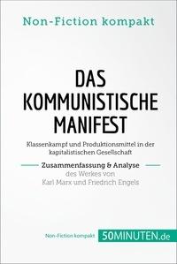 50Minuten.de - Das Kommunistische Manifest. Zusammenfassung & Analyse des Werkes von Karl Marx und Friedrich Engels - Klassenkampf und Produktionsmittel in der kapitalistischen Gesellschaft.
