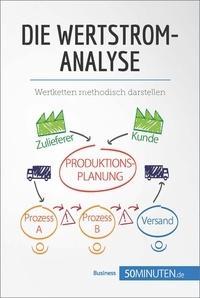 50Minuten.de - Die Wertstromanalyse - Wertketten methodisch darstellen.
