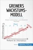 50Minuten.de - Greiners Wachstumsmodell - Krisen vorhersehen und effizienter wachsen.