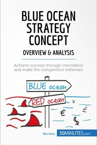 50MINUTES.COM - Blue Ocean Strategy Concept - Overview & Analysis - Achieve success through innovation and make the competition irrelevant.