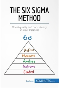 50MINUTES.COM - The Six Sigma Method - Boost quality and consistency in your business.