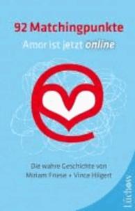 92 Matchingpunkte - Amor ist jetzt online.