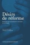 Ângelo Cardita - Désirs de réforme - Relectures de la Constitution conciliaire sur la liturgie.