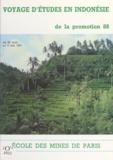 École des Mines de Paris et Rodolphe Bouchard - Voyage d'étude en Indonésie de la promotion 88 - Du 22 avril au 4 mai 1991.