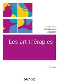 Édith Lecourt et Todd Lubart - Les art-thérapies - 2e éd..