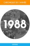 Éditions Chronique - Chronique de l'année 1988.