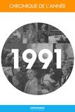 Éditions Chronique - Chronique de l'année 1991.