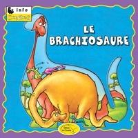 Éditions de l'Envolée - Dinosaures  : Le brachiosaure.