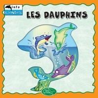 Éditions de l'Envolée - Animaux marins  : Les dauphins.