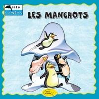 Éditions de l'Envolée - Animaux marins  : Les manchots.