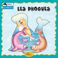Éditions de l'Envolée - Animaux marins  : Les phoques.