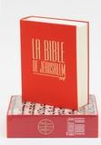 Éditions du Cerf - Bible de Jérusalem.