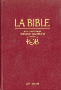 Openwetlab.it La Bible TOB - Notes intégrales, traduction oecuménique Image