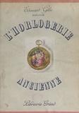 Édouard Gélis et Raymond Badiou - L'horlogerie ancienne - Histoire, décor et technique.