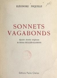 Éléonore Niquille et Hélène Muller-Glasson - Sonnets vagabonds.