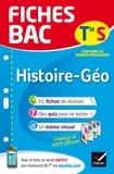 Élisabeth Brisson - Fiches bac Histoire-Géographie Tle S - fiches de révision   Terminale L, ES.