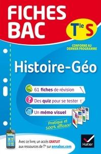 Fiches bac Histoire-Géographie Tle S - Élisabeth Brisson, Florence Holstein, Claire Vidallet - Format PDF - 9782401046597 - 4,49 €