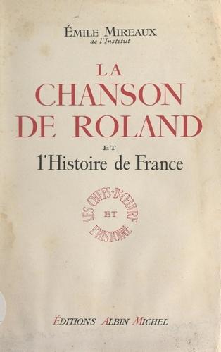 La chanson de Roland et l'histoire de France