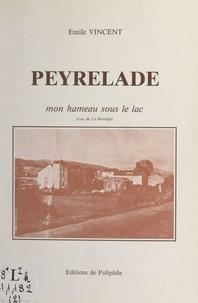 Émile Vincent - Peyrelade : mon hameau sous le lac.